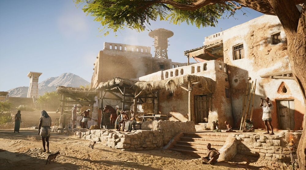 Game image Assassins Creed Discovery Tour
