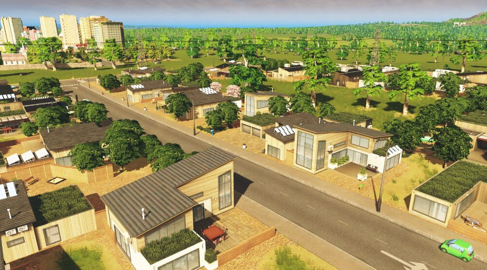 Game image Cities Skylines