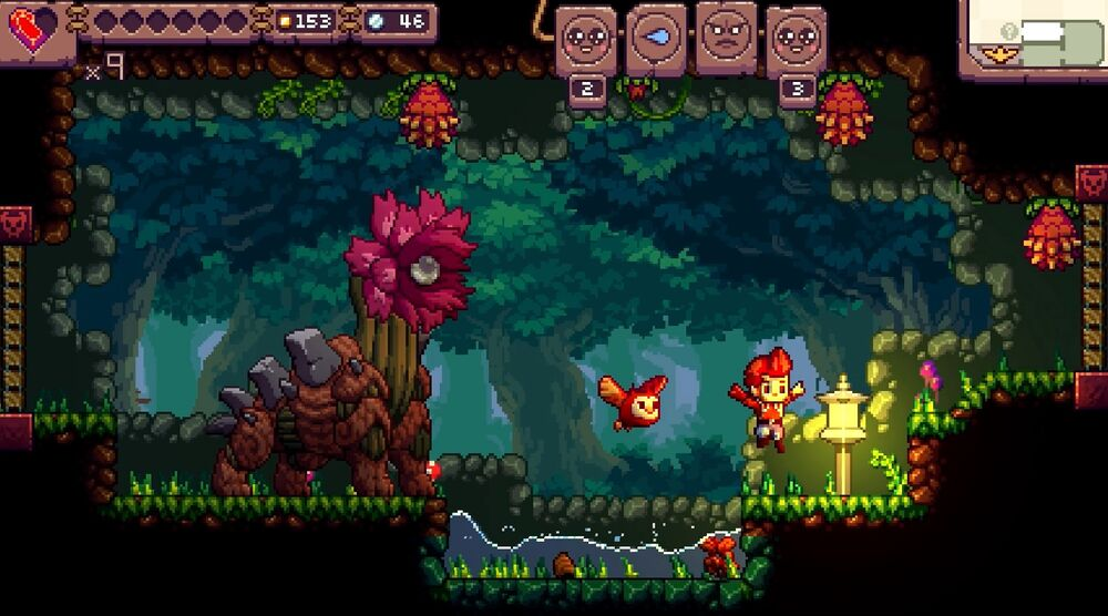 Game image Eagle Island