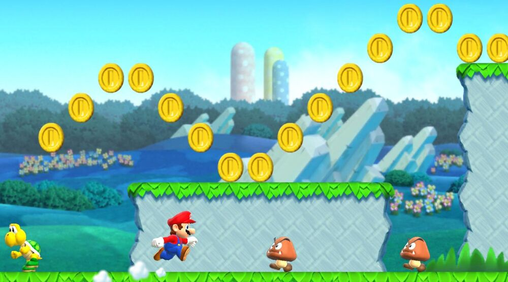 Game image Super Mario Run