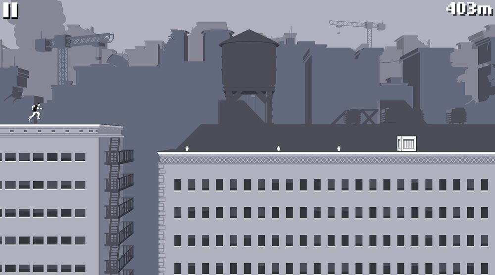 Game image Canabalt