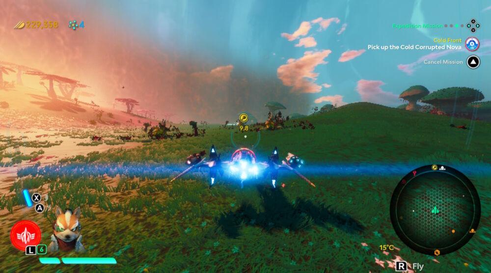 Game image Starlink Battle for Atlas