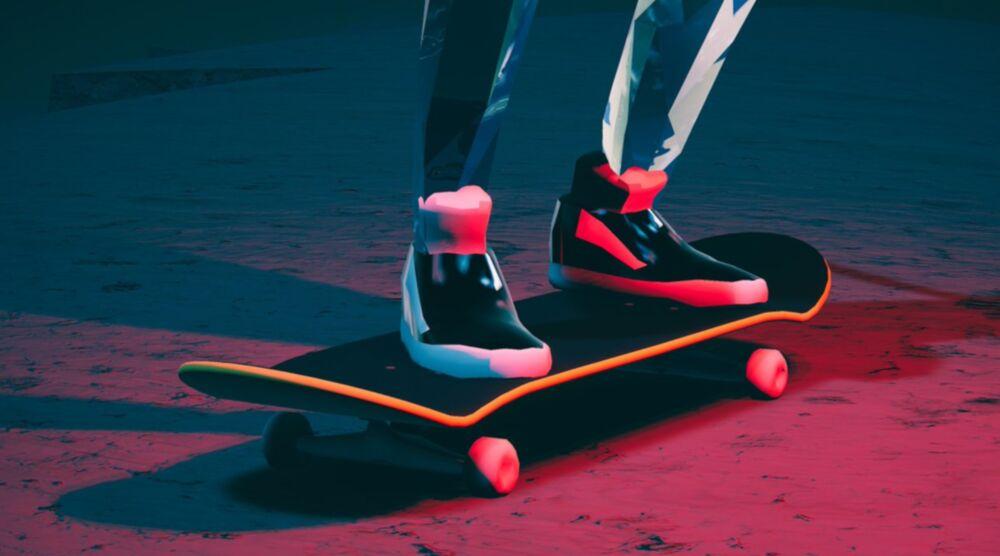 Game image Skate Story