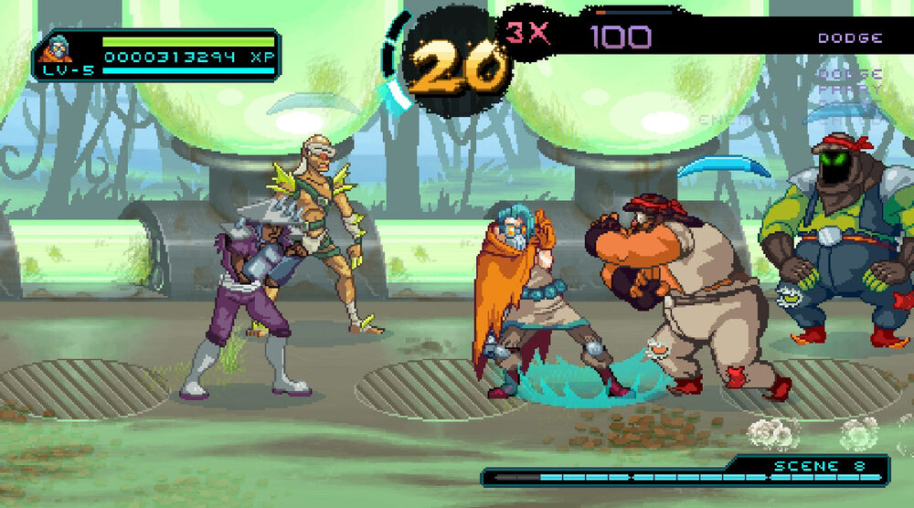 Game image Way Of The Passive Fist