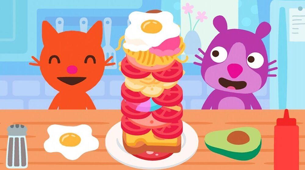 Game image Sago Mini