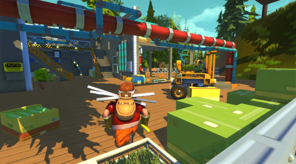 Game image Scrap Mechanic