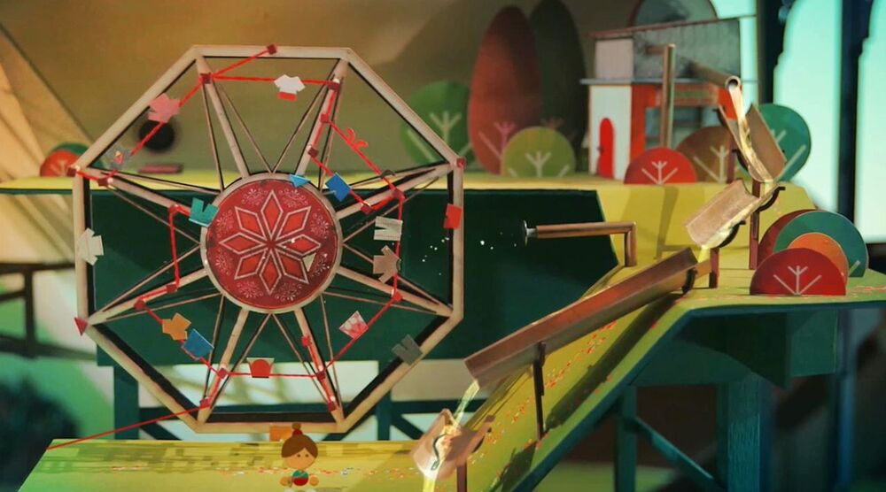 Game image Lumino City