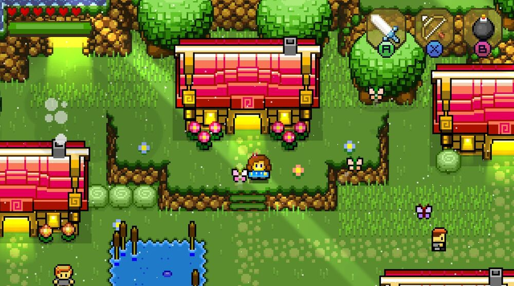 Game image Blossom Tales The Sleeping King