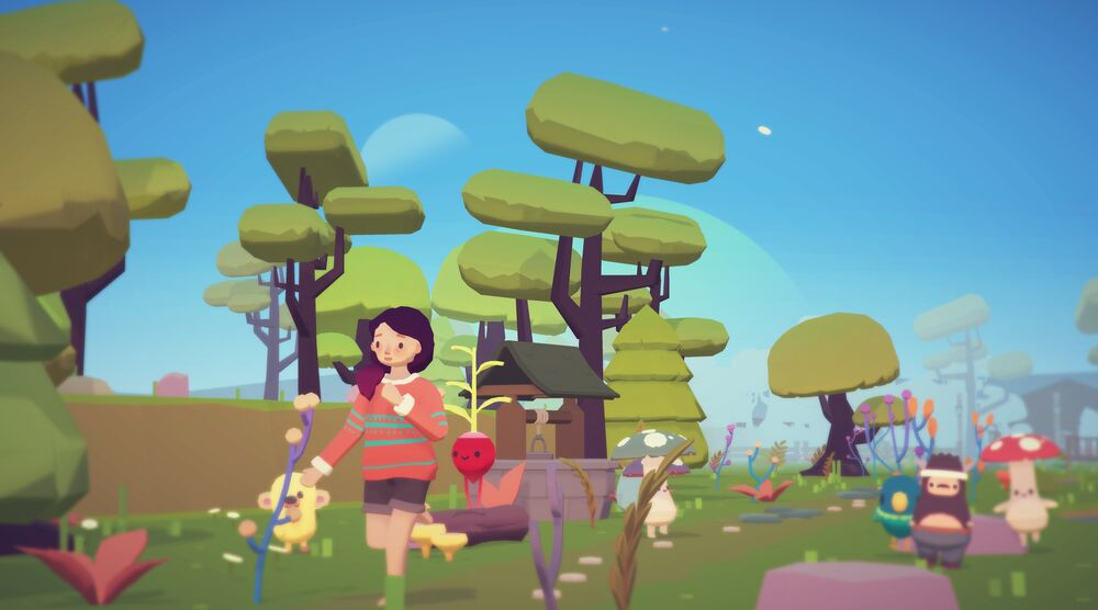 Game image Ooblets