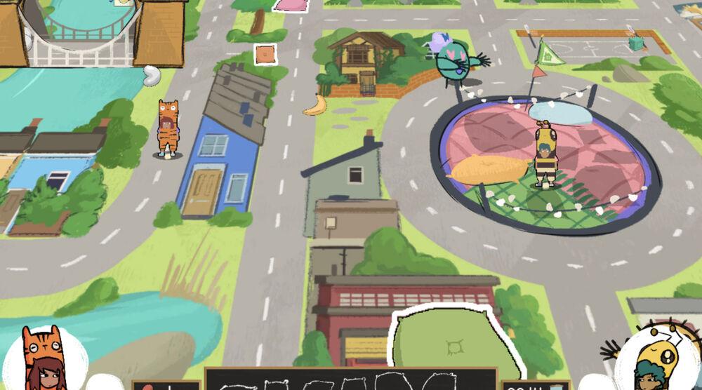 Game image Kissy Kissy