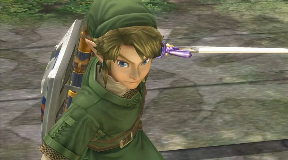 Game image The Legend of Zelda Twilight Princess