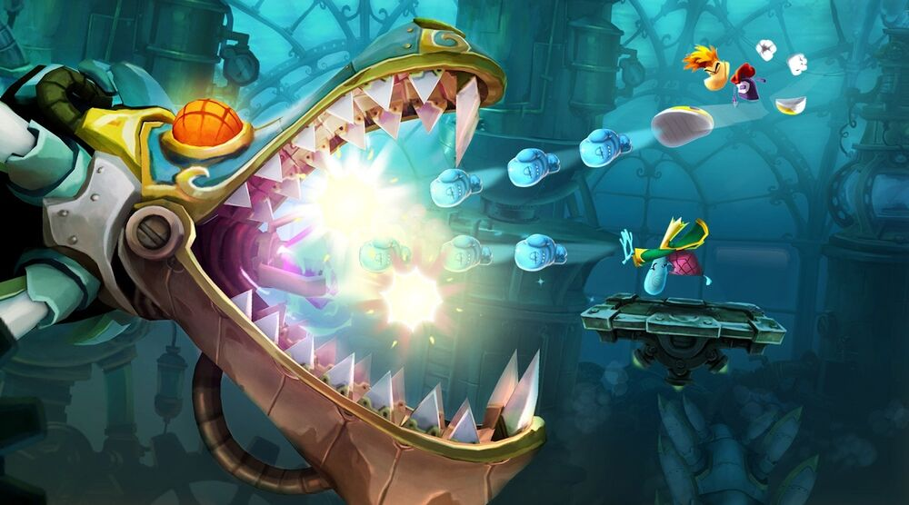 Game image Rayman Legends