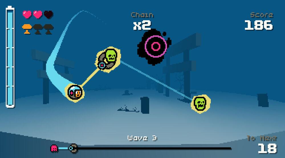 Game image Ghost Grab
