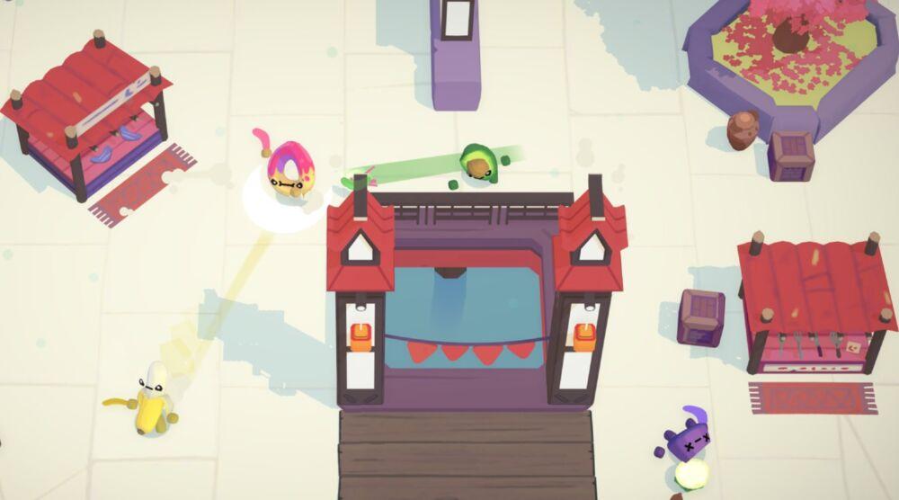 Game image Boomerang Fu