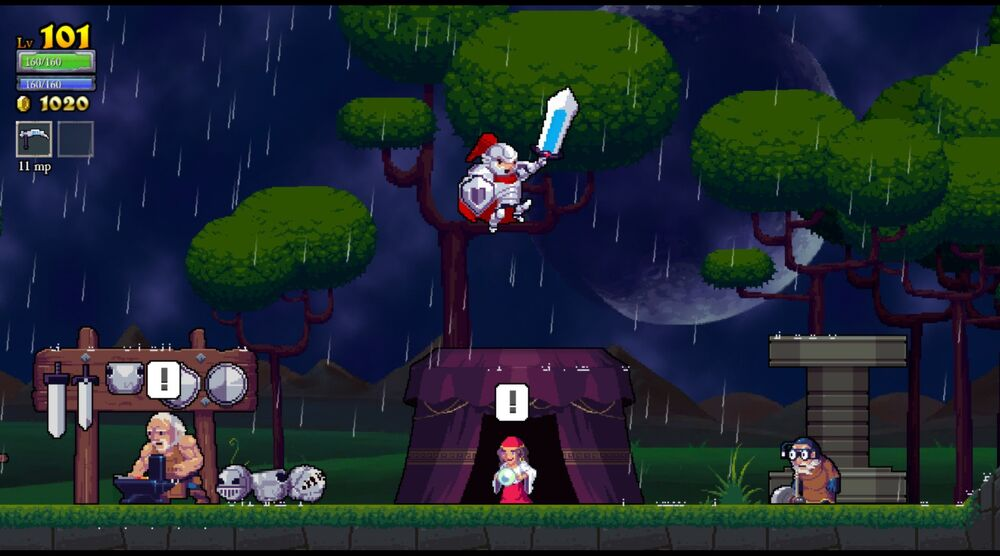 Game image Rogue Legacy