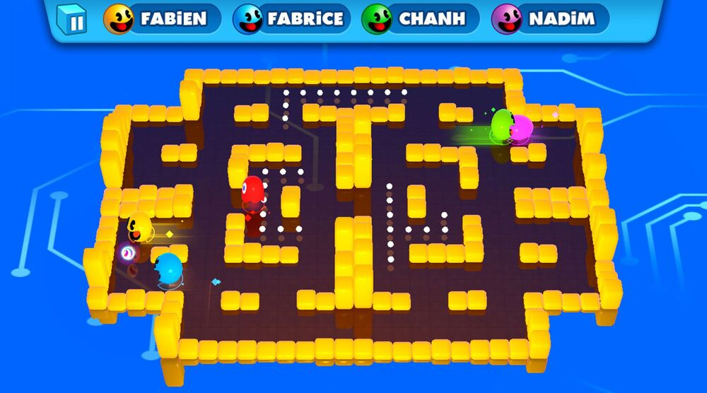 Game image PacMan Party Royale
