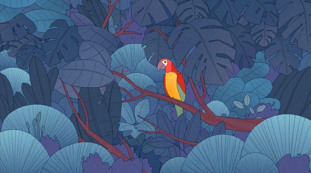 Game image Bird Alone