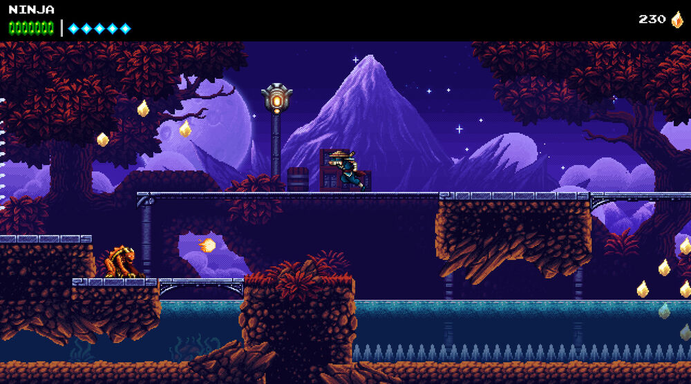 Game image The Messenger