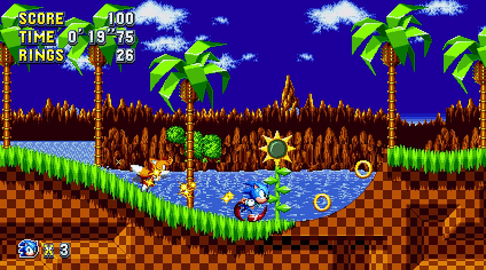 Game image Sonic Mania