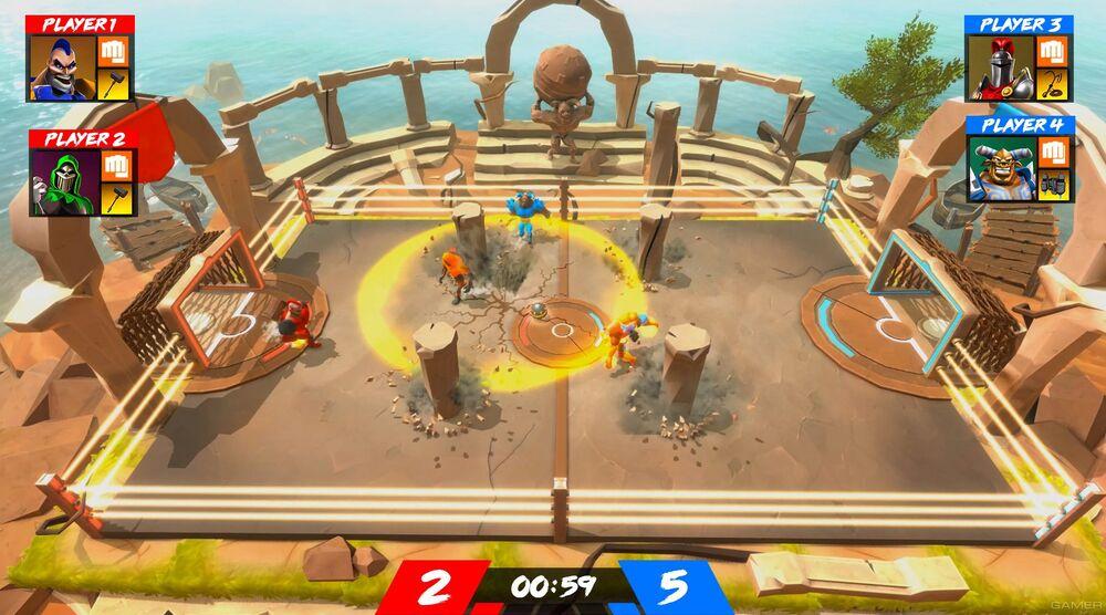 Game image HyperBrawl Tournament