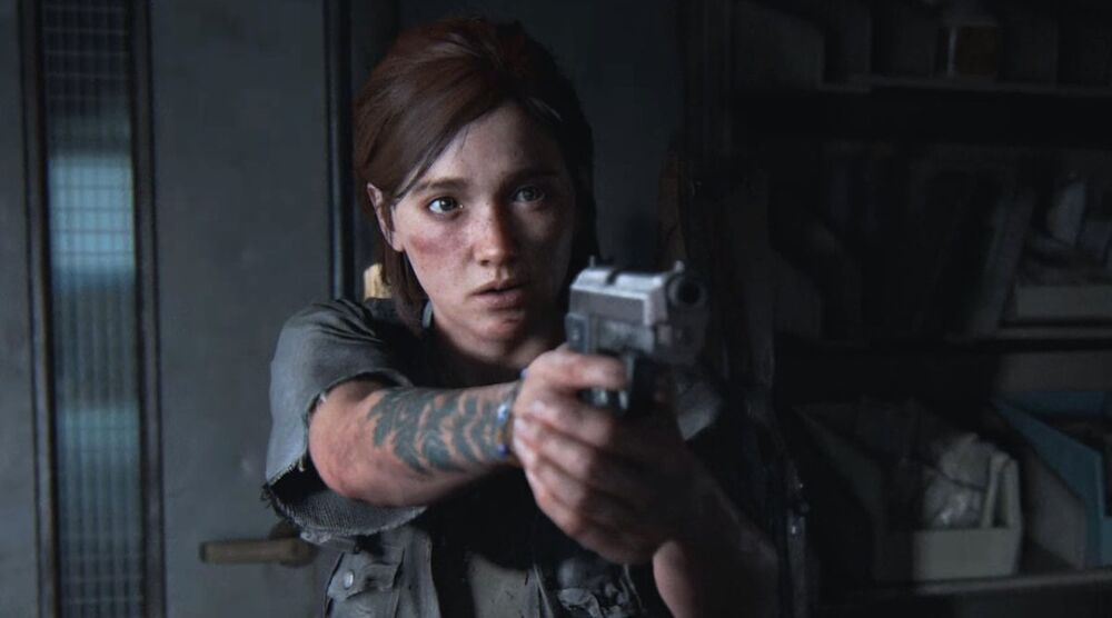 Game image The Last Of Us Part II