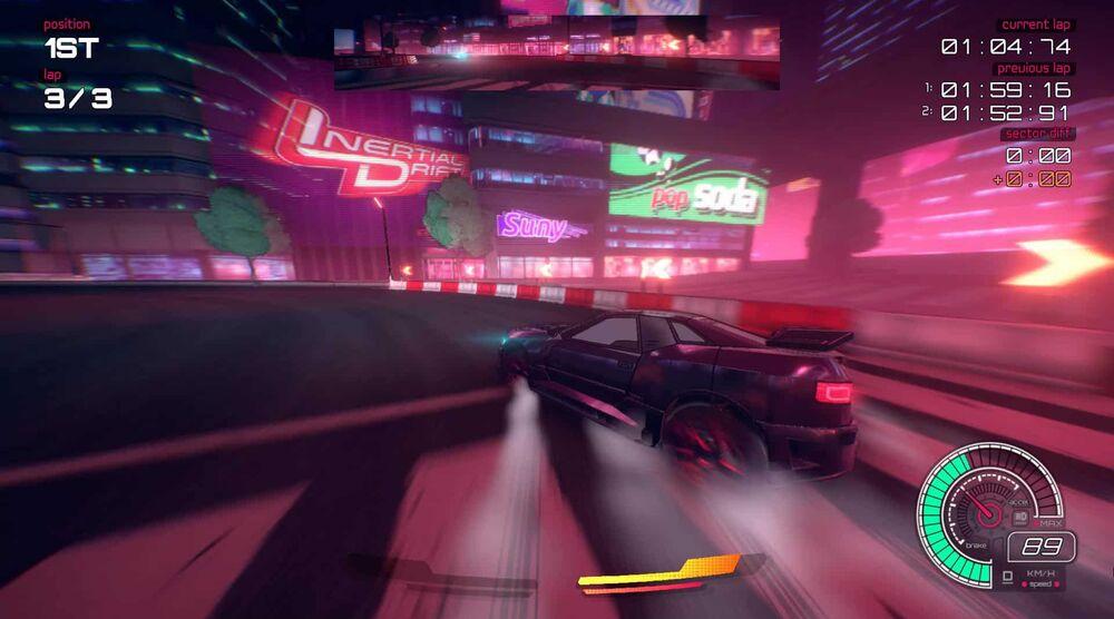 Game image Inertial Drift
