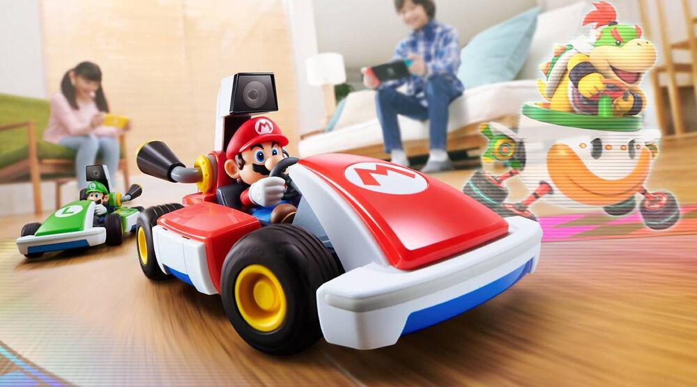 Game image Mario Kart Live Home Circuit