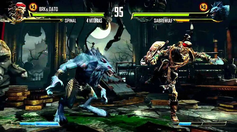 Game image Killer Instinct