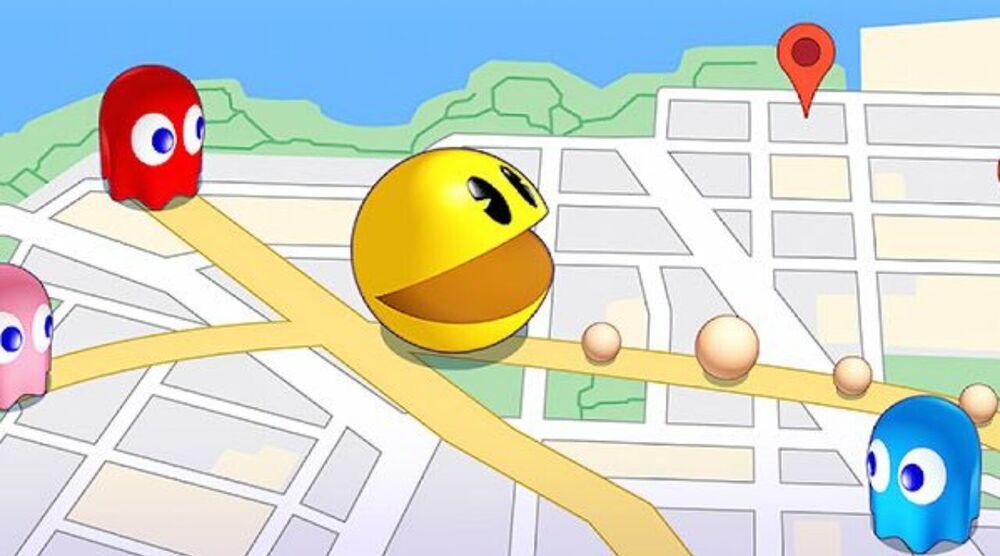 Game image PacMan Geo