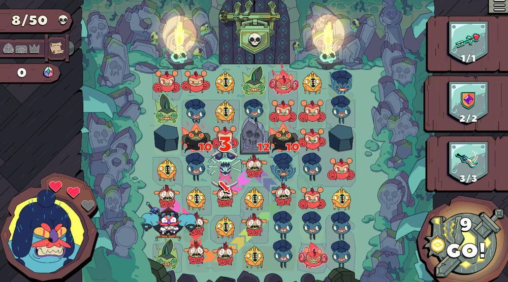 Game image Grindstone