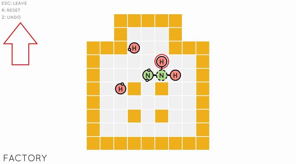 Game image Sokobond