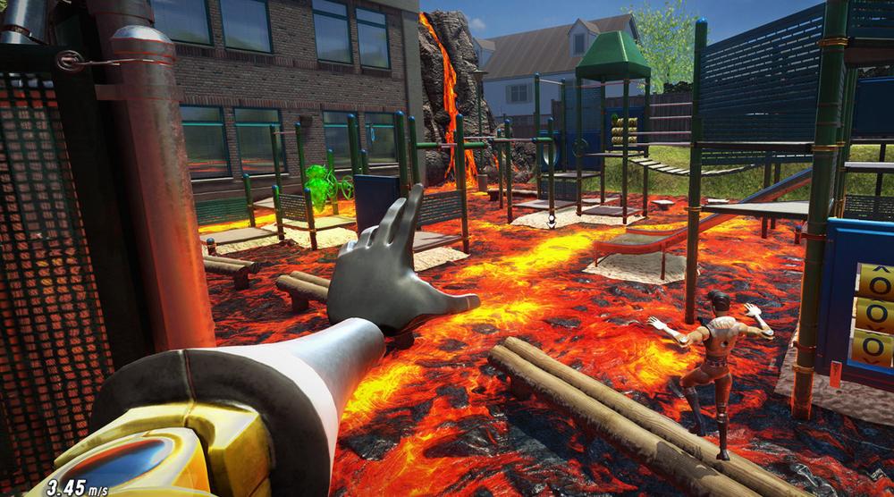 Game image Hot Lava