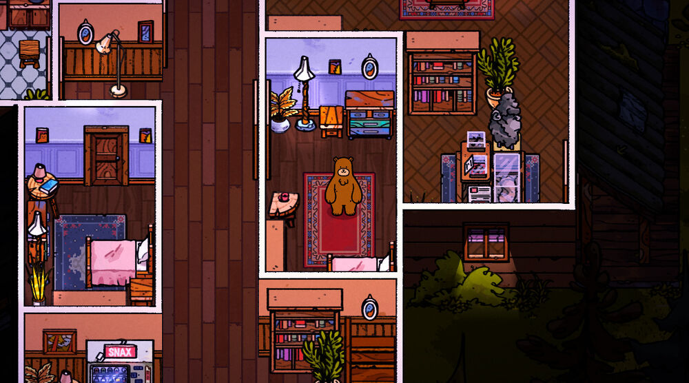 Game image Bear and Breakfast