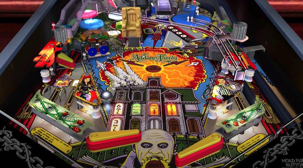 Game image Williams Pinball