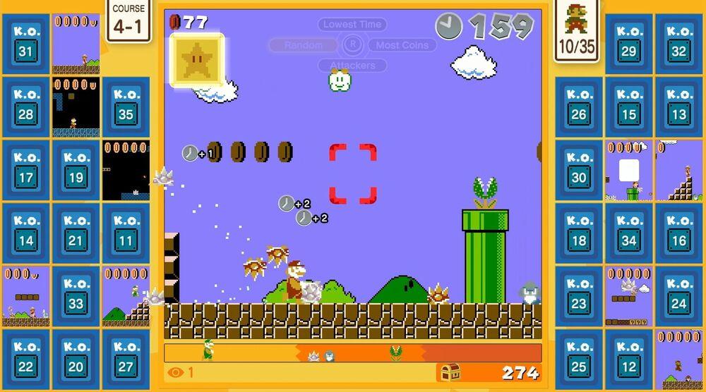 Game image Super Mario Bros 35