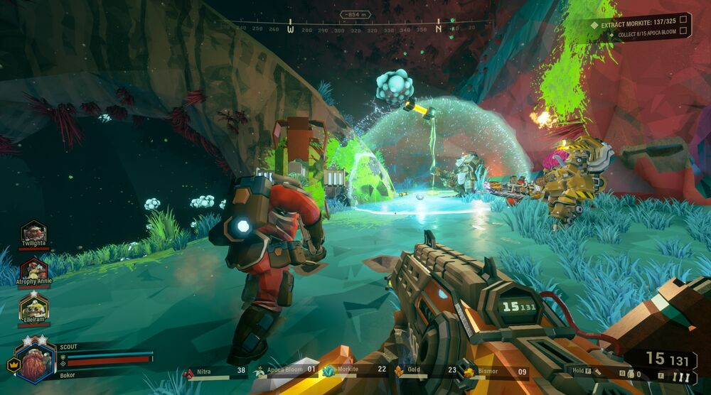 Game image Deep Rock Galactic