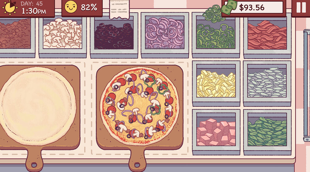 Game image Good Pizza Great Pizza