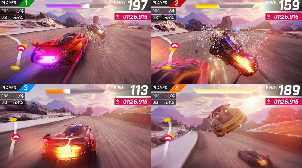 Game image Asphalt 9 Legends