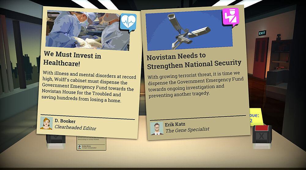 Game image Headliner NoviNews