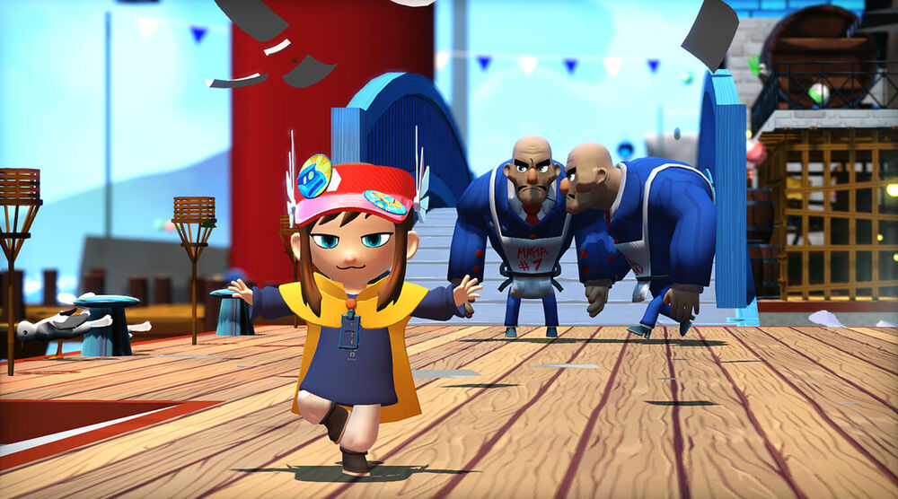 Game image A Hat in Time