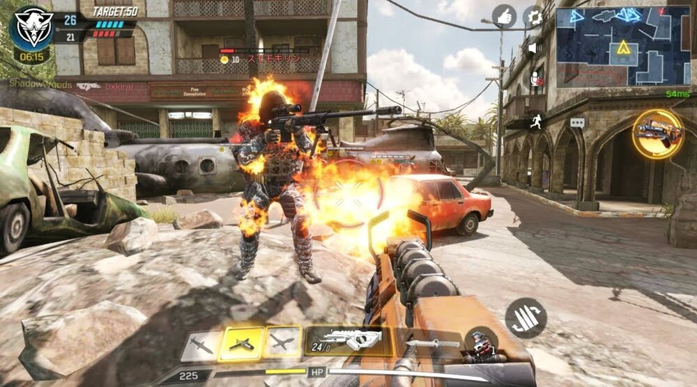 Game image Call of Duty Mobile