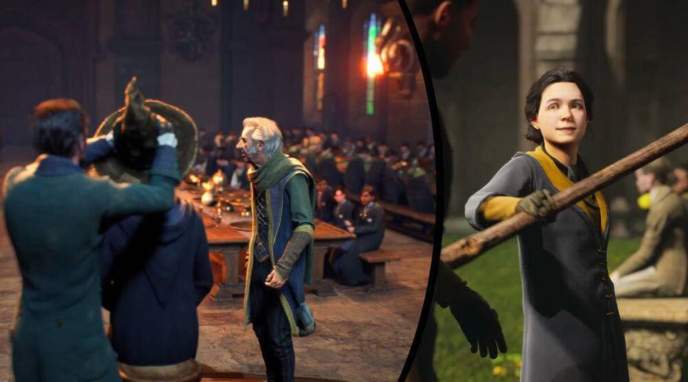 Game image Hogwarts Legacy