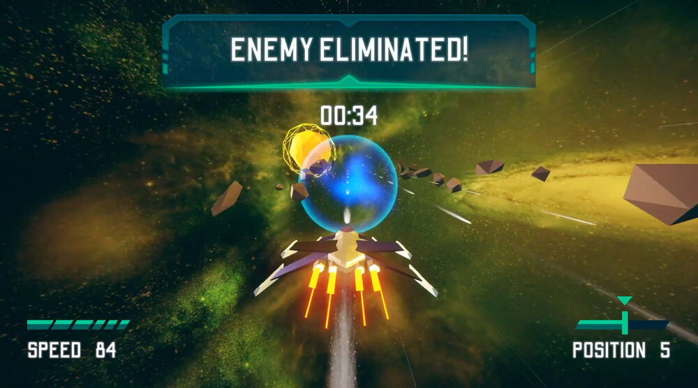 Game image Space Wave Race