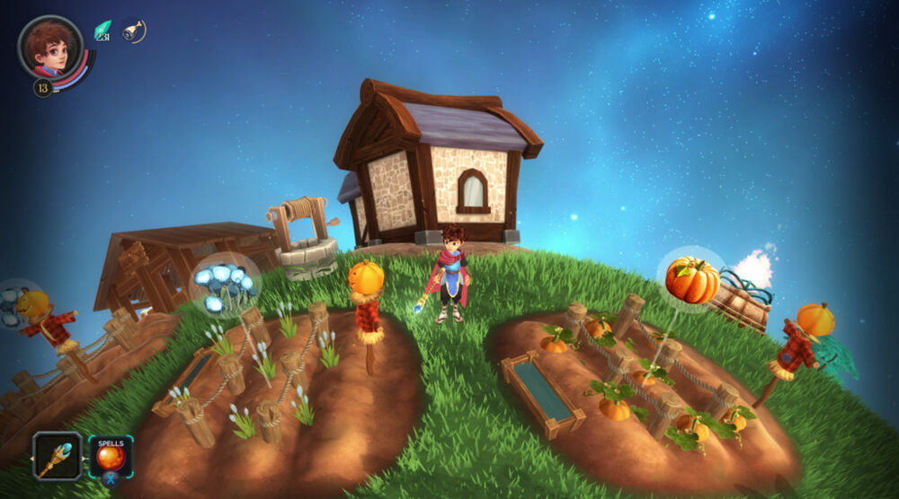Game image Deiland Pocket Planet