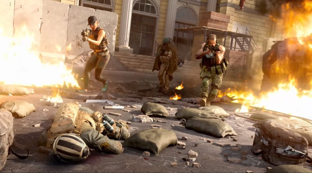 Game image Call of Duty Warzone