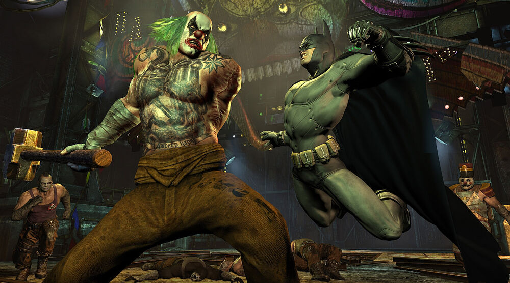 Game image Batman Arkham City