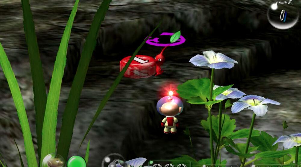 Game image Pikmin