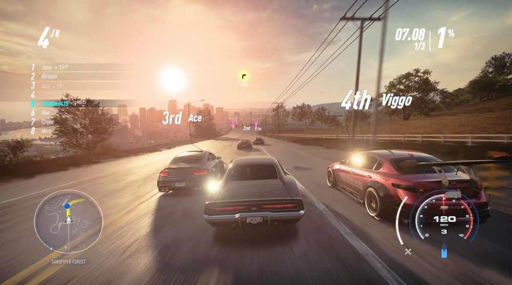 Game image Need for Speed