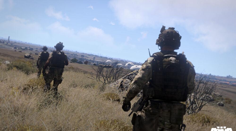Game image Arma 3