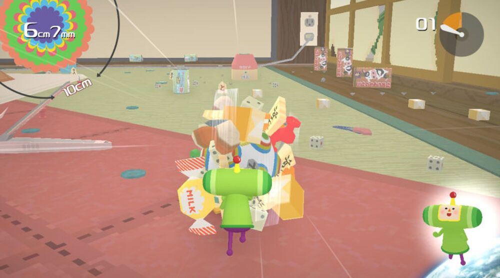 Game image Katamari Damacy Reroll